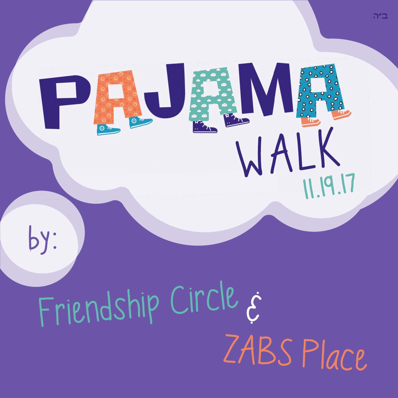 Pajama Walk